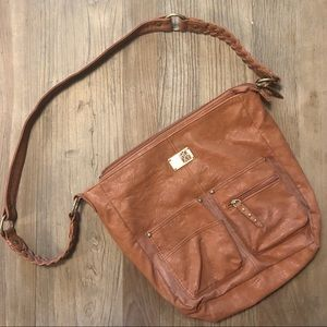 ROXY crossbody tote bag
